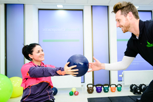 Functional Training at Brussels Chiropractic - David Verstraeten Personal Trainer